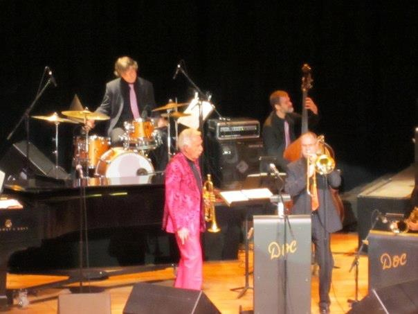 Doc Severinsen Midwest Tour 2013